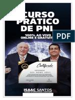 MÓDULO DO CURSO PRÁTICO DE PNL - 10 HORAS - REALIZANDO NOS DIAS 15-02 - 18-02