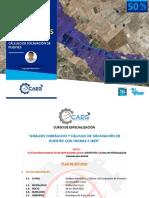Estructura Del Curso - Análisis Hidráulico y Cálculo de Socavación de Puentes Con HecRAS e Iber