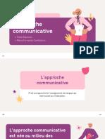 L'Approche Communicative