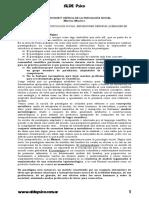 Maritza Montero -- Construcción Y Crítica De La Psicología Social [5 pgs]