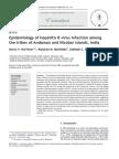 1 Epidemiology of hepatitis B virus infection