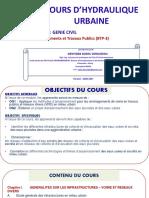 Chap1-Généralités sur les VRD