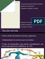 Sección Novena 0