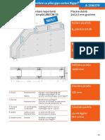 A 206079 Pereti Compatimentare Structura UWCW75 2X12.5mm EI120