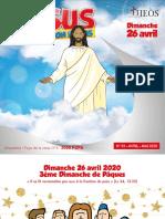 Jesus Mon Heros•26 Avril•Bd