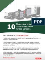 GUIA LEAO ENERGIA DE MANUTENÇAO PREVENTIVA