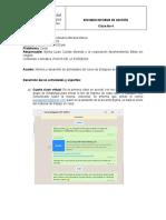 Inf. Curso Exégesis y Hermenéutica Literaria UTP - En Curso