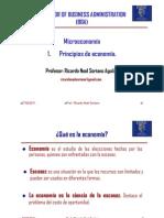 1. Principios de economía