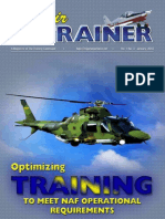 Nigeria Air Force Trainer Magazine