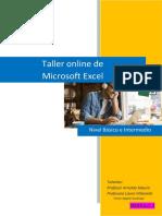 Taller Online de Excel - Módulo II