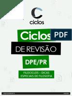 1. Filociclos