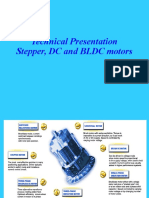 Motors - Stepper, BLDC, DCr