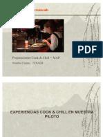 Preparaciones Cook&Chill.compass