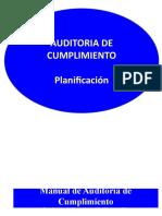 Auditoria de Cumplimiento Planificación 1