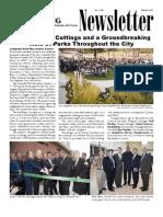 LA DPW Engineering Newsletter