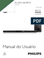 Manual Philips Soundbar