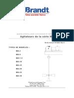 M AGITATEUR Series Manual_FR