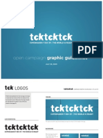 Tck Graphic Guidelines - 2009