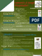 Médicaments à Usage Hospitalier