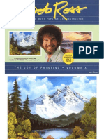 bob ross- the joy of painting