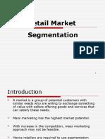 Retail Market Segmentation