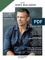 Hachette Australia's June 2021 Publicity Magazine
