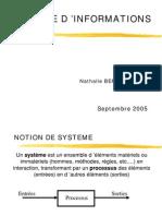 Cours Systèmes d_information