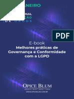 Lgpd Governanca Melhores Praticas