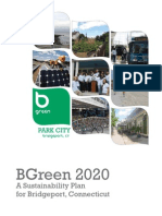 BGreen 2020 A Sustainability Plan for Bridgeport, Connecticut