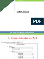 TP4-Révision-Excel