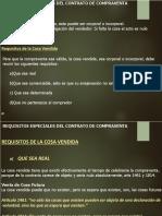 CONTR. CV arras y requisitos especiales