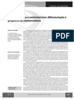 2010 - Dumith - Atividade Física e Sedentarismo_ Diferenciação e Proposta de Nomeclatura