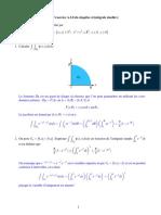 Corrige Gaussienne