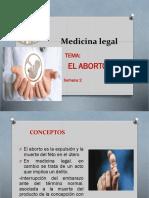 EL ABORTO-. PEDRO JUAREZ