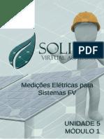 1.0.3 Medições Elétricas em Sistemas FV