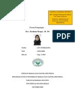CJR. Strag Pemb Bhs Indo (Siti NurMadina)