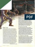 D&D 5 - Demi-orc