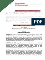 ley organica municipal oaxaca