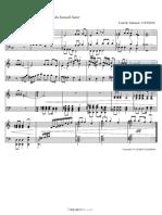 LUMEN CHRISTI (partitura organo)