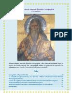 Sfantul Sfintit Mucenic Dionisie Areopag