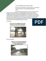 RIESGOS DE DESASTRES  NATURALES DE LA PROVINCIA DE LEONCIO PRADO