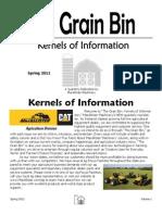 The Grain Bin - Spring 2011