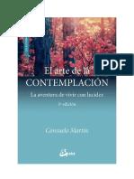 El Arte de La Contemplacion - Consuelo Martin