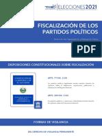 Fiscalización de los Partidos