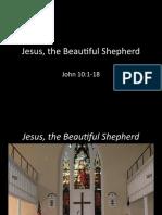 Jesus, The Beautiful Shepherd
