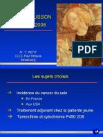 SEIN_INCIDENCE_ADJUVANT_FEMME_JEUNE_TAM_ET_CYTOCHROME_Thierry_PETIT