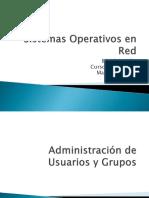 14 - Administración de Usuarios y Grupos