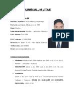 Cv-2020-Carlos Mallqui, Jorge Rafael