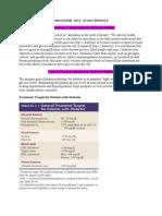 ENDOCRINE SELF STUDY MODULE PHARM