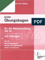 20110816144335 1. Übungsbogen Meister 2011 Aufgaben